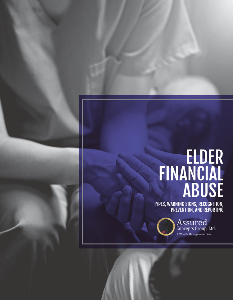 Elder Financial Abuse whitepaper assured concepts group