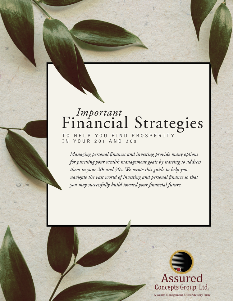 Important Financial Strategies for Next Generation whitepaper assured concepts group
