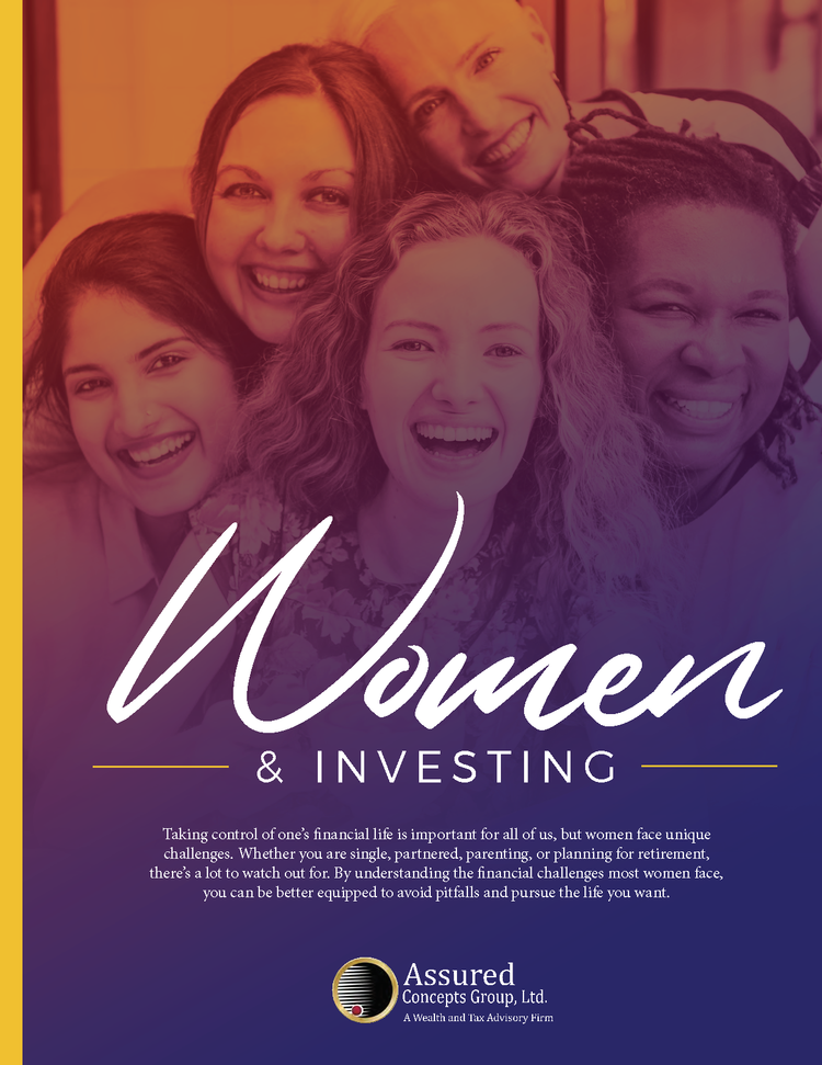 Women and Investing whitepaper assured concepts group